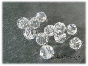 Swarovski Kristall Clear 4mm 1st
