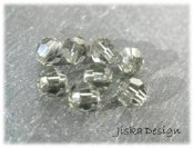 Swarovski Kristall Black Diamond 4mm 10st