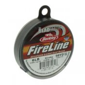 Fireline Smoke Grey 6LB 0,15mm 1rulle