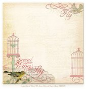 Adore Fly Away 30x30cm